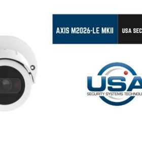 "Put The ""Work"" In Network Camera With The M2026-LE MKII"